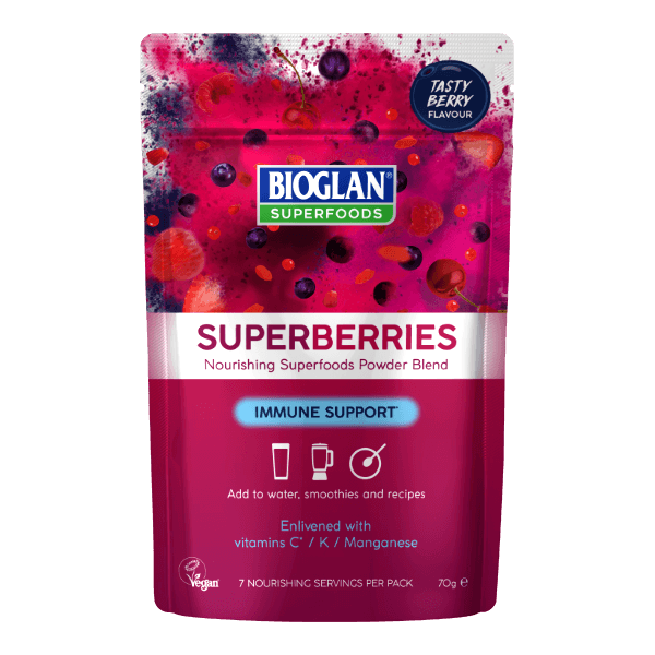 Superfoods Superberries 70g
