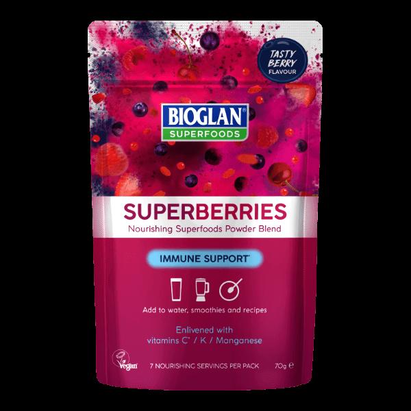 Superfoods Superberries 70g