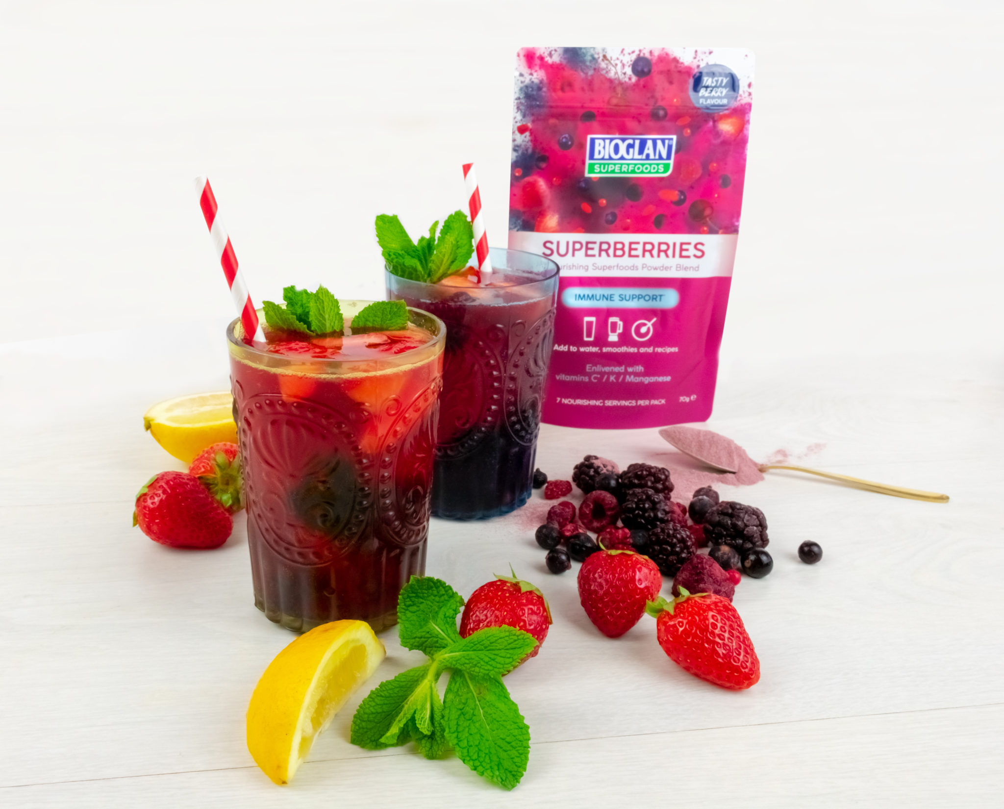 Superberries Berryade