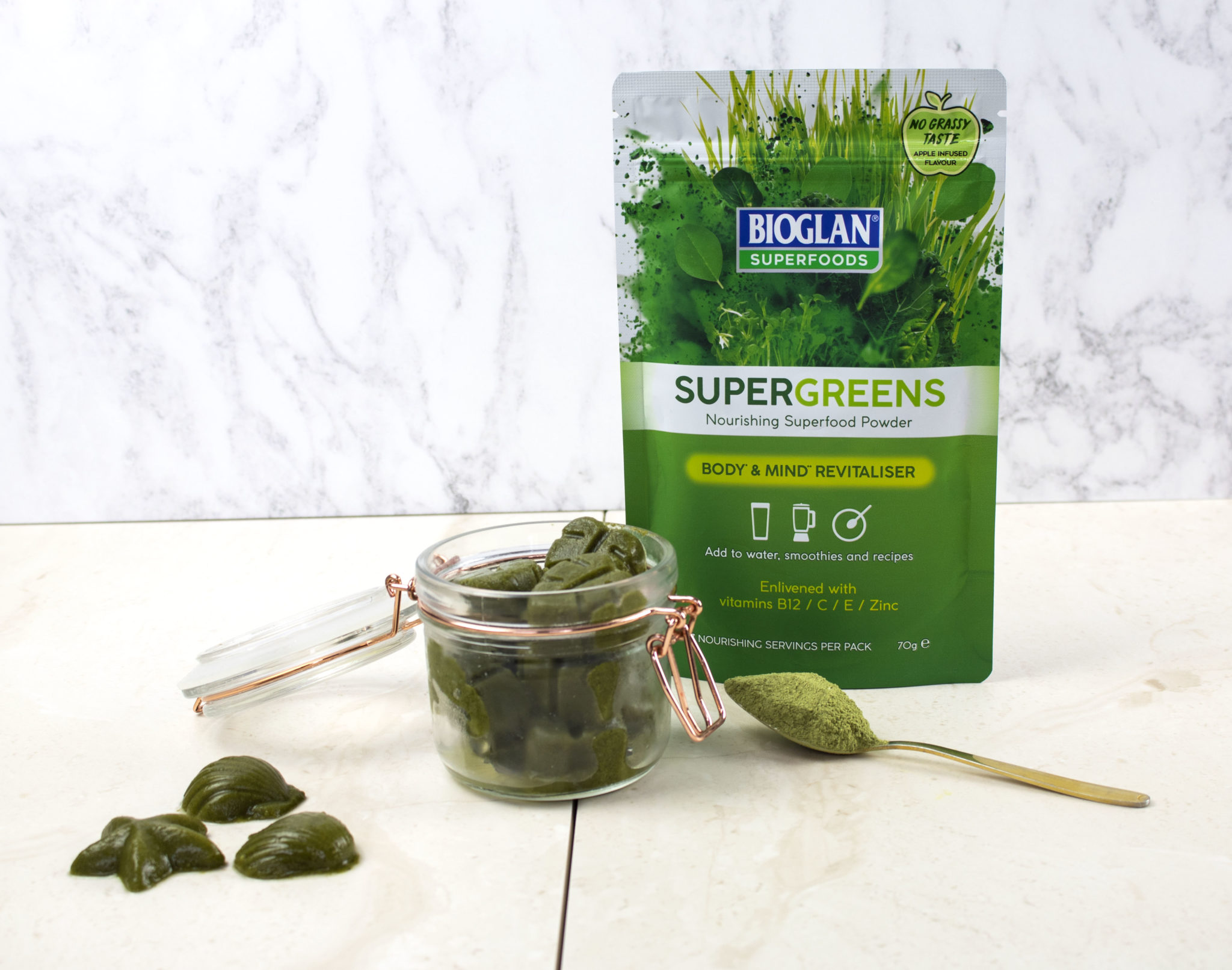 Supergreens Gummies
