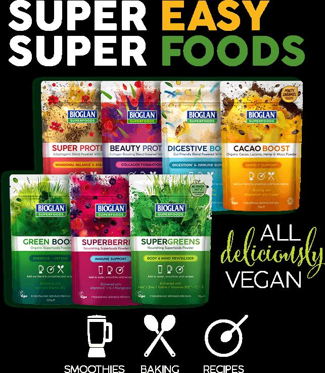 Super Easy Super Foods