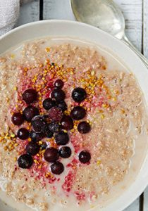 energy boosting porridge