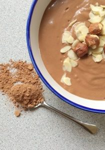 Cacao & Hazelnut Smoothie Bowl (2)