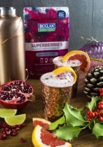 Superberries Moscow Mule