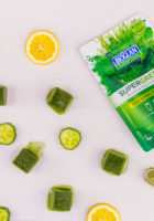 Supergreens water boosters