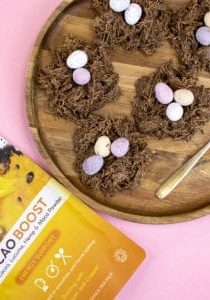 No-Bake Easter Nests