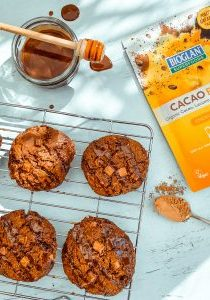 Cacao Boost Cookies