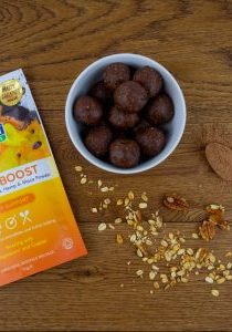 Cacao Boost Energy Balls